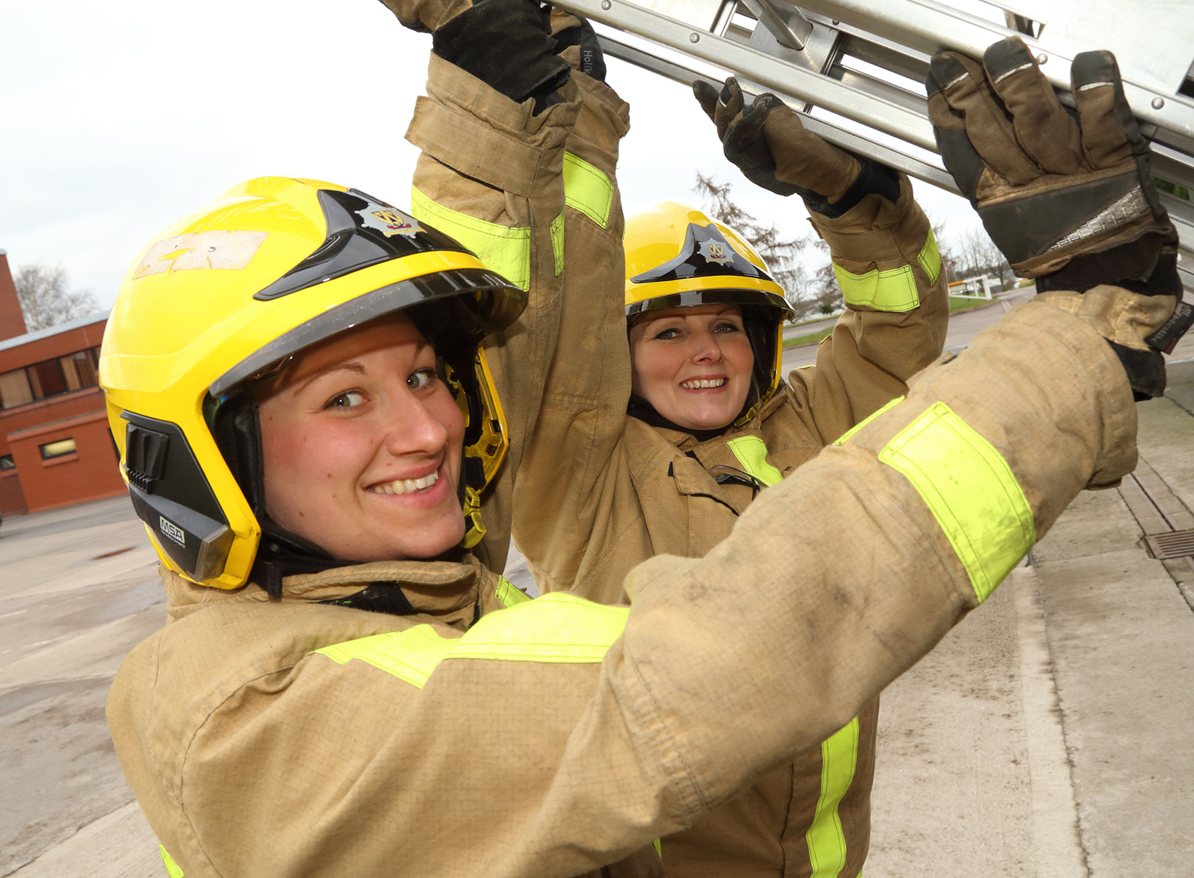 My Mum S A Firefighter Shropshire Fire And Rescue Service