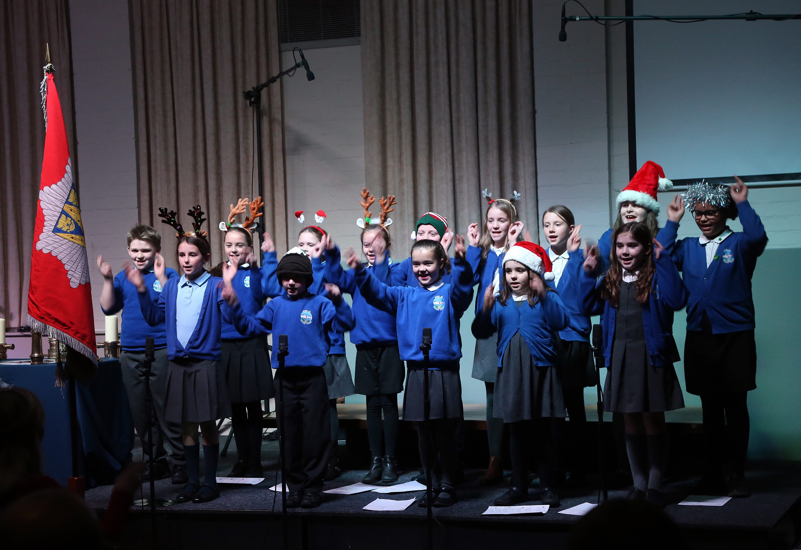 Bicton School Choir