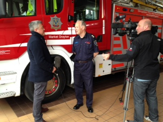 Roger Smith interviewed by the BBCs Phil Mackie today for a story which went across the globe