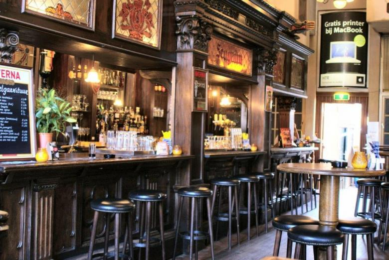 Bar licensed premises