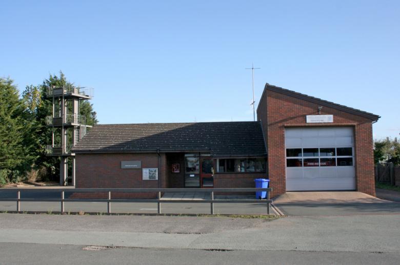 Baschurch Fire Station