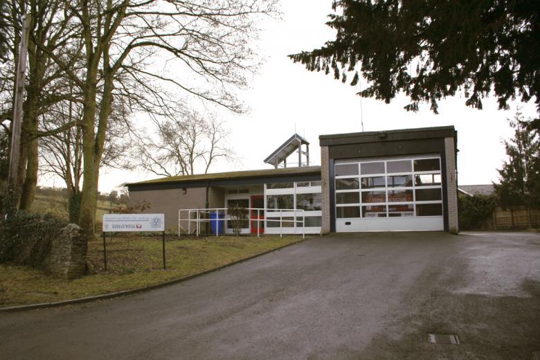 Bishops Castle Fire Station