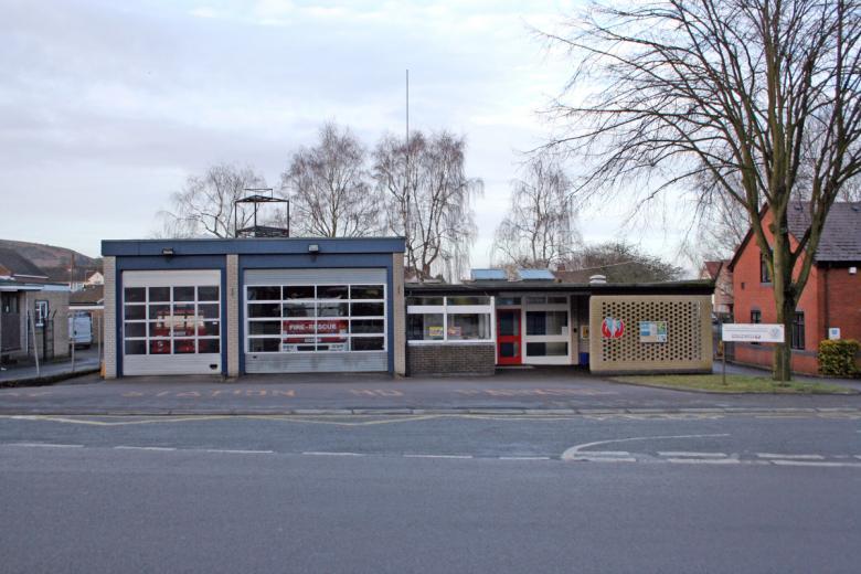 Church Stretton Fire Station