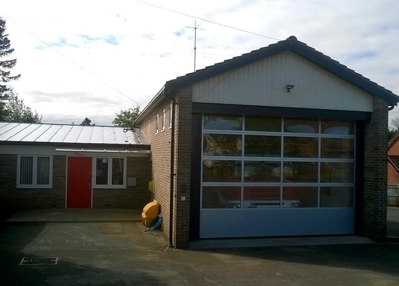 Cleobury Mortimer Fire Station