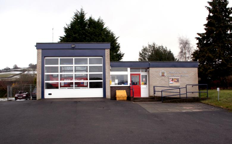 Clun Fire Station