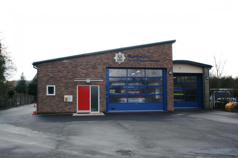 Craven Arms Fire Station