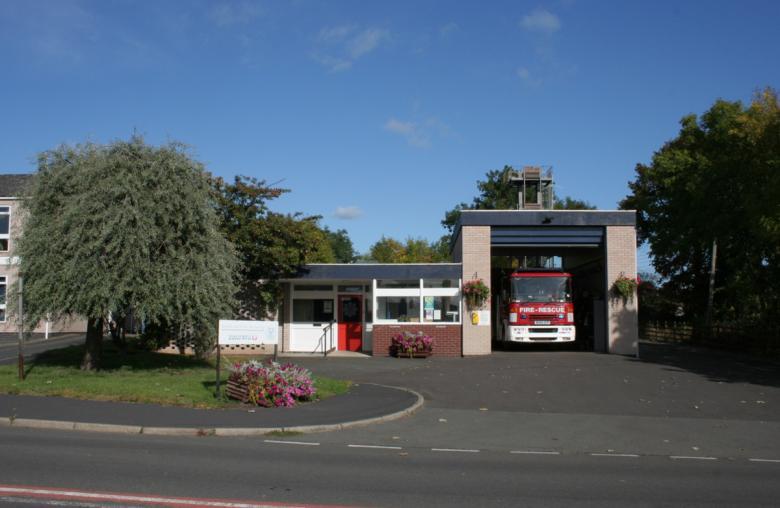 Ellesmere Fire Station