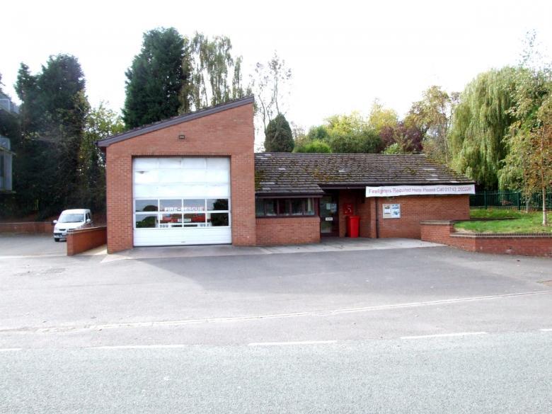 Hodnet Fire Station
