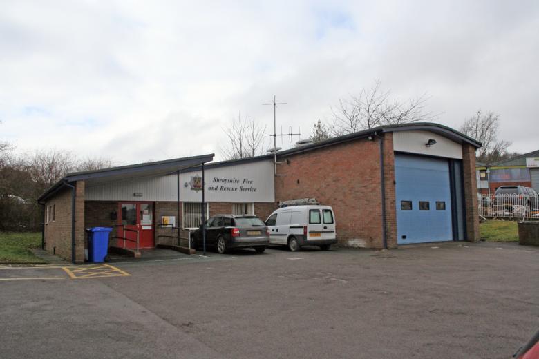 Much Wenlock Fire Station