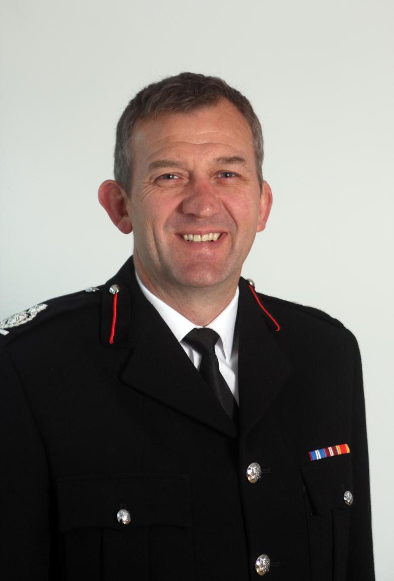 Rod Hammerton will join colleagues, friends and family on a 239 mile bike tour of Shropshire fire stations