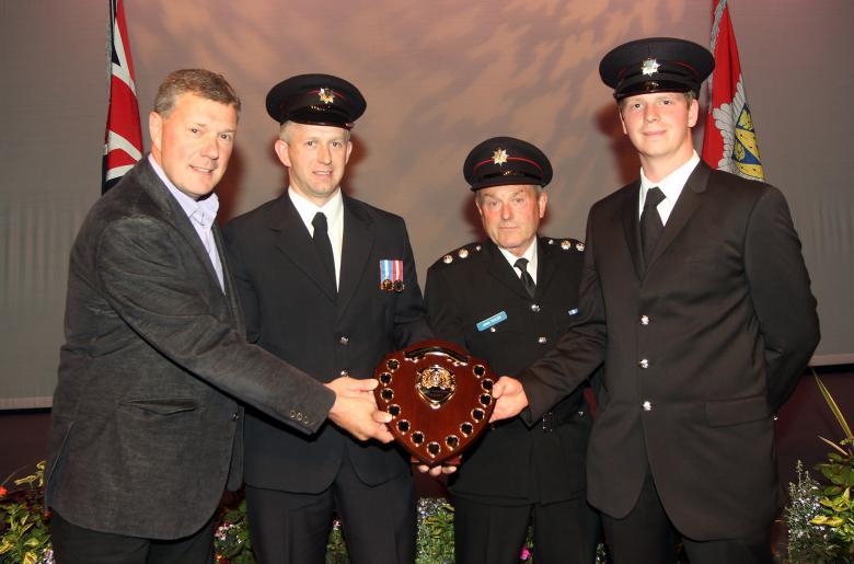 Dave Bishton Award
