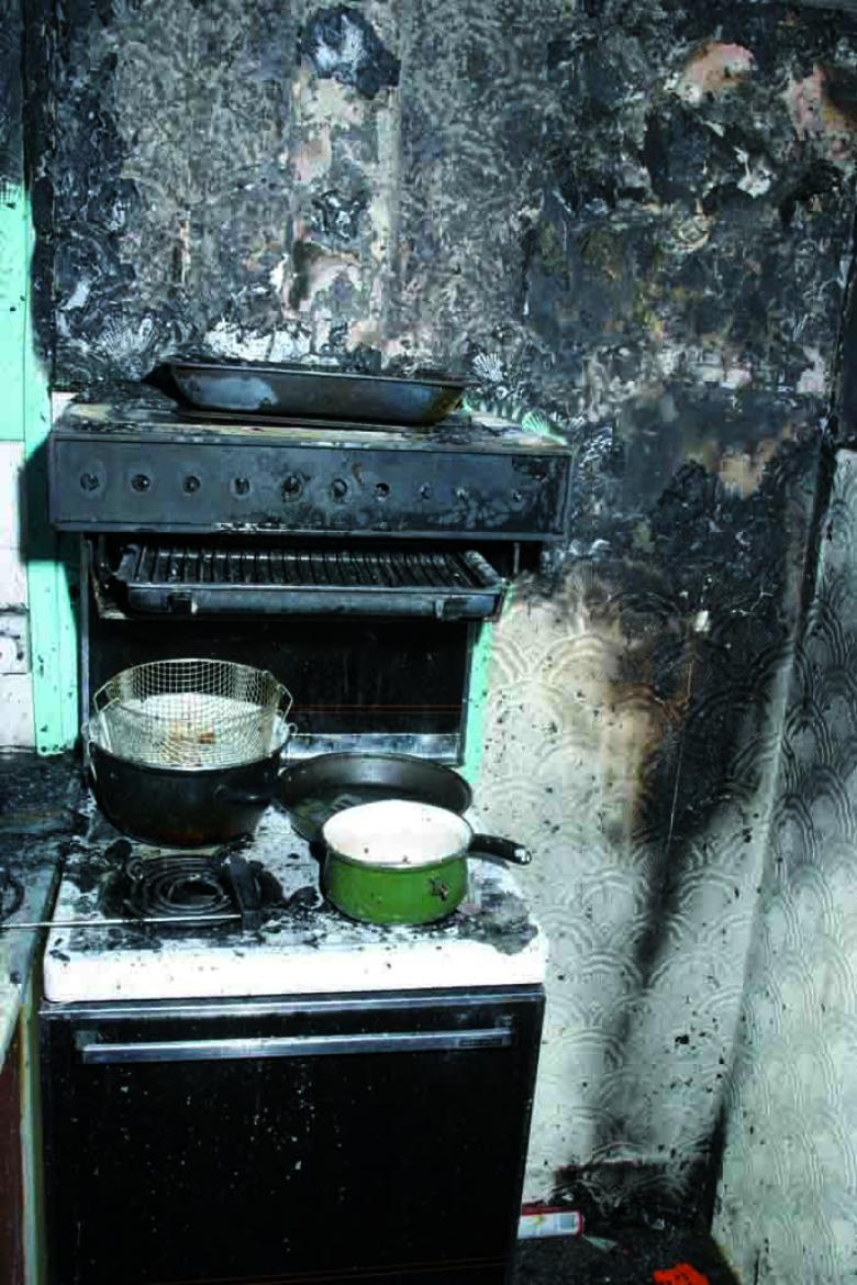 Fire Risks to Elderly Living Alone | Shropshire Fire and Rescue Service