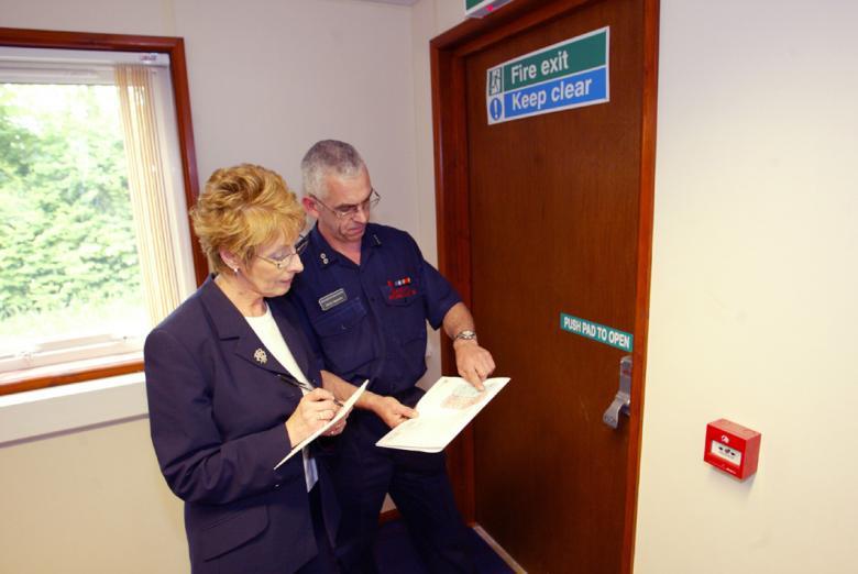 Fire Safety Audit